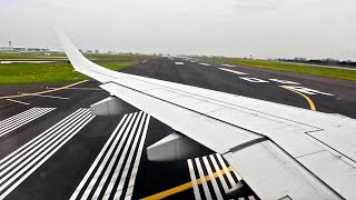 Air Canada E190 Takeoff from Toronto Pearson [With Delay on Ground]