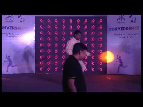 Hidden Brains Convergence 2017 Solo Dance Performance