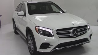 2016/2017 Mercedes-Benz GLC / Exterior Walkaround / THE Most Complete review! / Part 1/8
