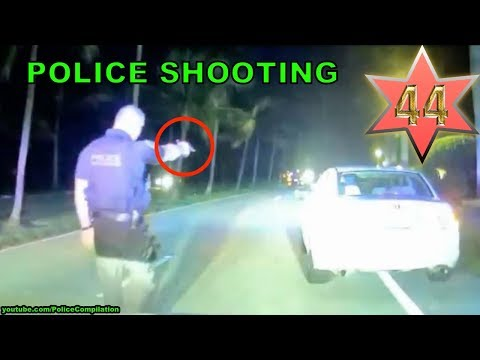 Police shooting criminals, part 44