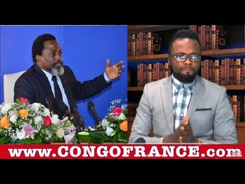 Actualité 26 01 2018 JOSEPH KABILA AKOMI NA SUKA ? Crise en RDC , Conférence de presse