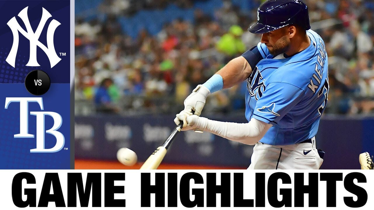 Download Yankees vs. Rays Game Highlights (7/29/21) | MLB Highlights