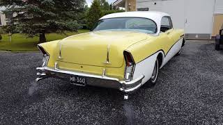 Buick Roadmaster Riviera 2D HT Coupe 1956