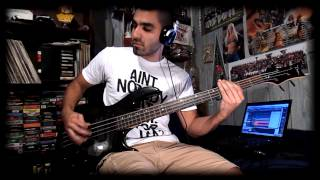 Thin Lizzy - Whiskey In The Jar (Bass Cover)