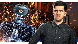 Русский терминатор и VIP-заморозка