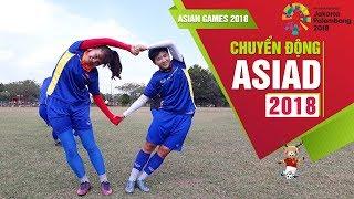 ĐT nữ Việt Nam giữ vững tinh thần thoải mái, hướng tới trận đấu gặp Nhật Bản | VFF Channel