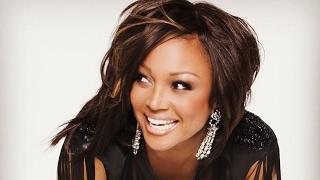 R&B Singer Chanté Moore beautiful voice😍😘