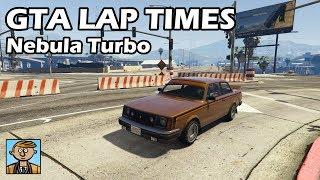 Fastest Sports Classics (Nebula Turbo) - GTA 5 Best Fully Upgraded Cars Lap Time Countdown