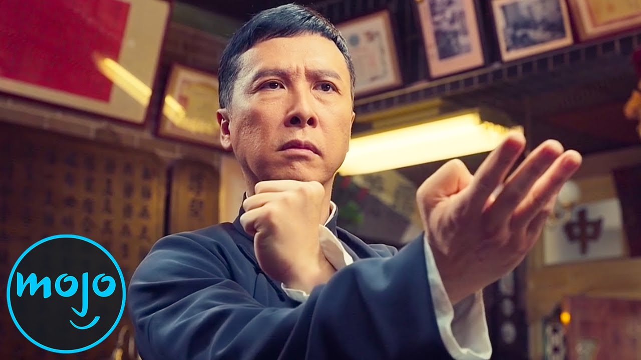 Download Top 10 Best Moments from Ip Man 4