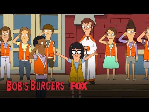 Tina's Future As A Hall Monitor | Season 5 Ep. 8 | BOB'S BURGERS
