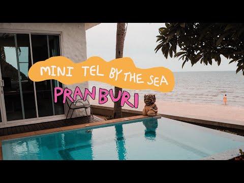 ที่พักสุดชิว ติดทะเล สระว่ายน้ำส่วนตัว Pool Villa & Beach front , Pranburi, Thailand