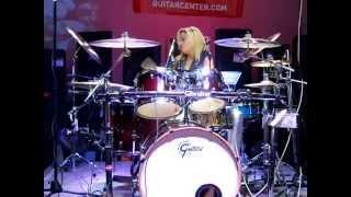 Repeat youtube video Hannah Ford plays Skrillex - Hey Sexy Lady Atlanta Ga 2007 Prince 3rd Eye Girl #thisgirlrocks