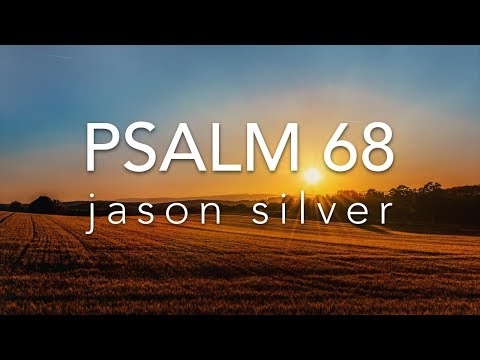 🎤 Psalm 68 Song with Lyrics - Let God Rise Up by Jason Silver