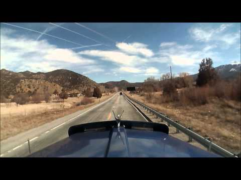 Cole Swindell - Chillin' It  - Dash cam video