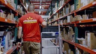 Walmart Fulfillment Centers Seasonal Associates