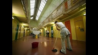 Life Inside Teenage Girls And Boys Prisons In UK