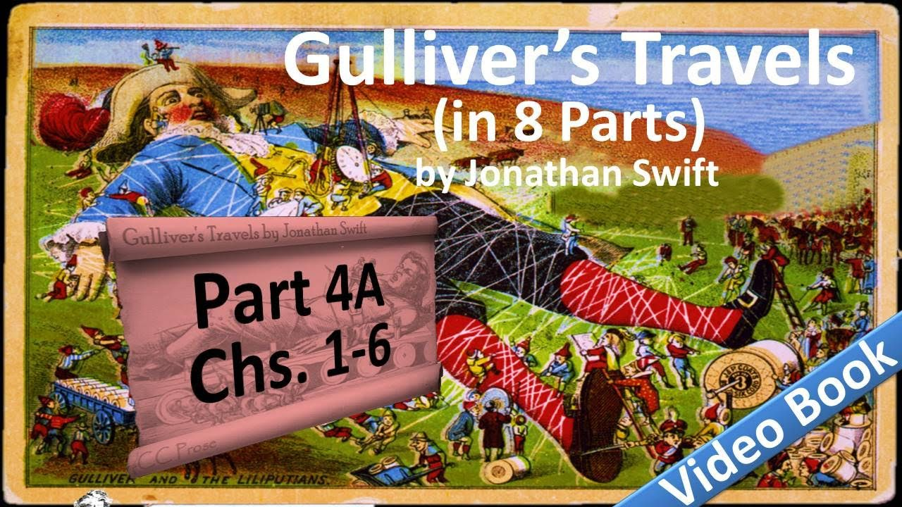 Youtube Gulliver S Travels Audiobook