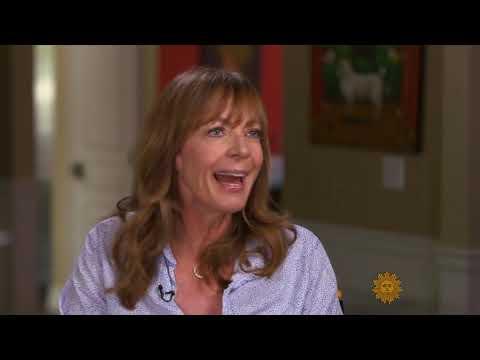 Allison Janney: CBS Interview