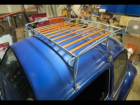 vw beetle classic roof rack from china