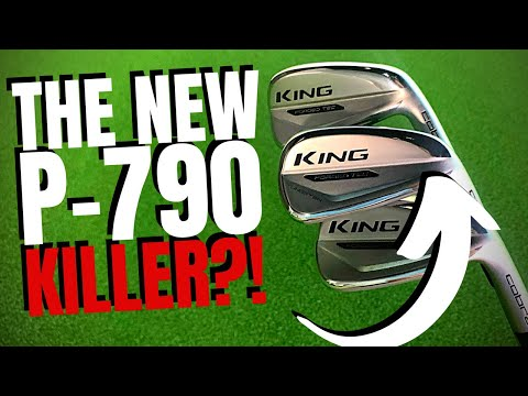 COBRA KING FORGED TECH IRONS - P790 KILLERS???
