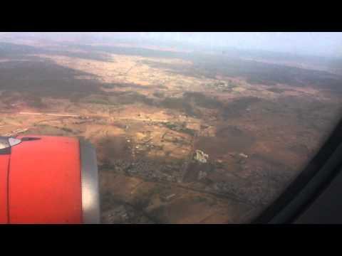 Air India Gwalior-Mumbai Take off from Gwalior