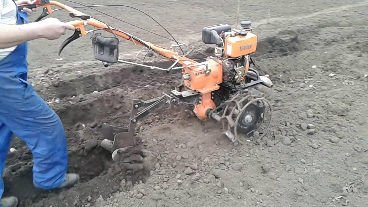 Бетон мотоблоком приготовление растворных и бетонных смесей