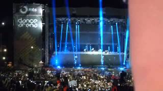 "Hardwell live - totally crazy intro 2015 - ""Exit One of the Best European Festival"""