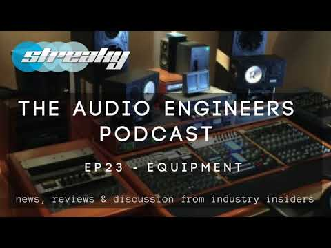 EQUIPMENT FOR MIXING AND MASTERING - AUDIO ENGINEERS PODCAST EP23
