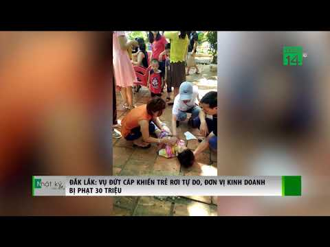 VTC14 | Vụ đứt cáp khiến trẻ rơi tự do ở Đắk Lắk: Đơn vị kinh doanh phạt bị phạt 30 triệu đồng