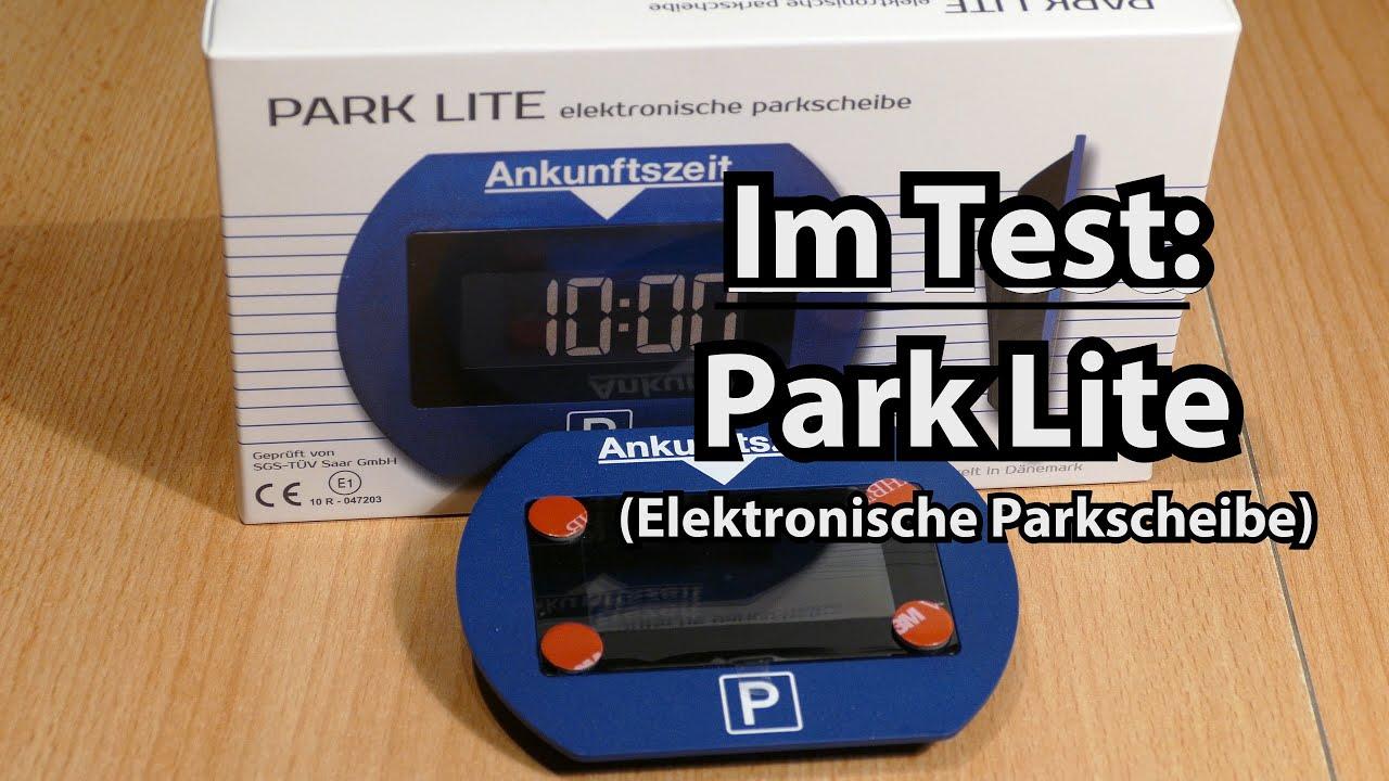 test park lite elektronische parkscheibe caulius probiert es aus 4k youtube. Black Bedroom Furniture Sets. Home Design Ideas