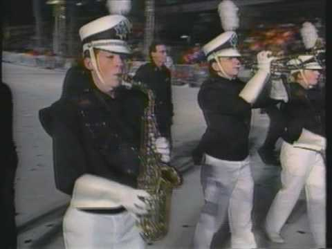 "Marietta High School ""Wall of Sound"" - Orange Bowl Parade Appearance - 1997"