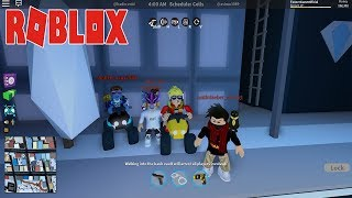 ROBLOX: JailBreak-new bug with Quadricycle and prank with subscribers!!!