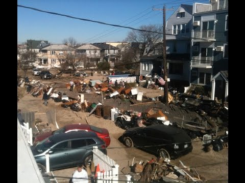 Rockaway Time-lapse - 3 years after Sandy