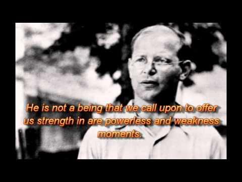 Problem of Pain - Dietrich Bonhoeffer