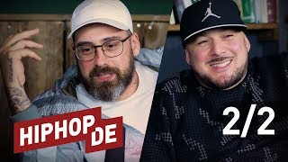 Sido & Savas: Fanfragen, Samy Deluxe, Trailerpark, MOR, Kay One & Fler (Interview) – On Point Talk