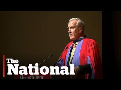 Kevin Vickers opens up about emotional toll of Parliament Hill shooting