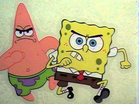 Sponge Bob Christmas song