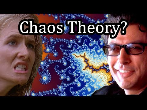 Download Youtube: Jurassic Park: Wrong About Chaos