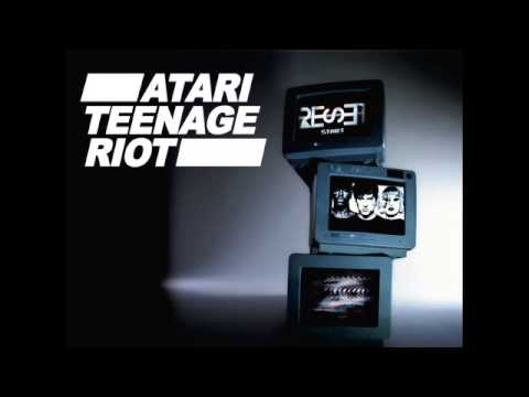 Atari Teenage Riot - Reset FULL ALBUM  (LEAKED)
