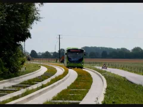 Bus Rapid Transit in Cambridgeshire - The Busway (Northern Section)