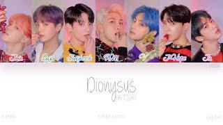 Download [HAN|ROM|ENG] BTS (방탄소년단) - Dionysus (Color Coded Lyrics)