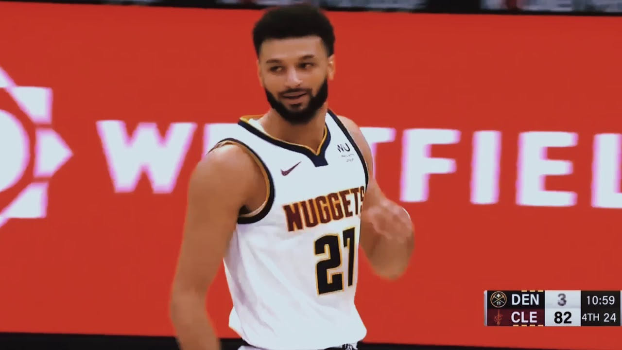 Jamal Murray first play to score 50 without taking free throw (VIDEO)