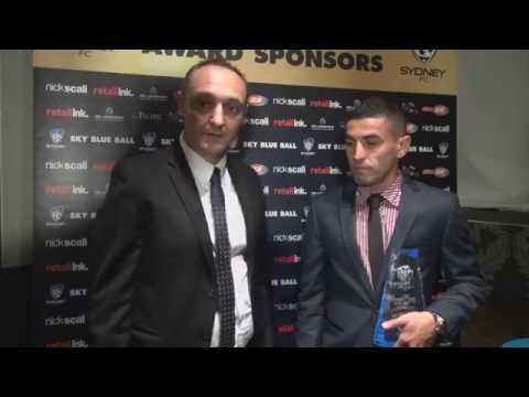 Ali Abbas - Players' Player Of The Year