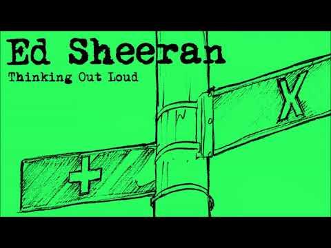 Ed Sheeran - Thinking Out Loud [1 Hour]