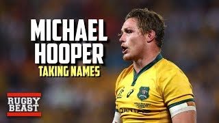 Michael Hooper | Taking Names