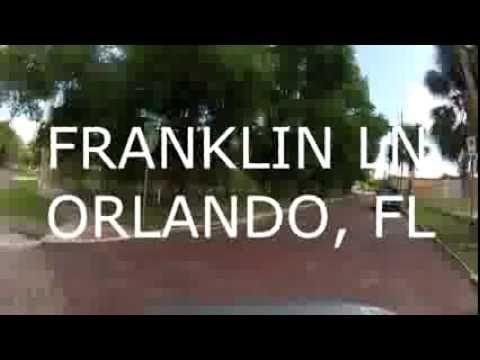 Franklin Lane in Orlando, Florida