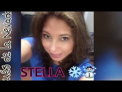 Después de Stella la Nevada, camino al Gym