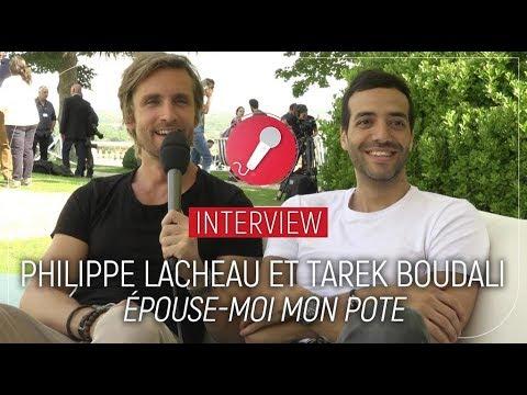 Philippe Lacheau (Epouse-moi mon pote) :