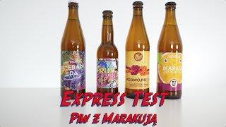 Express Test Piw z Marakują