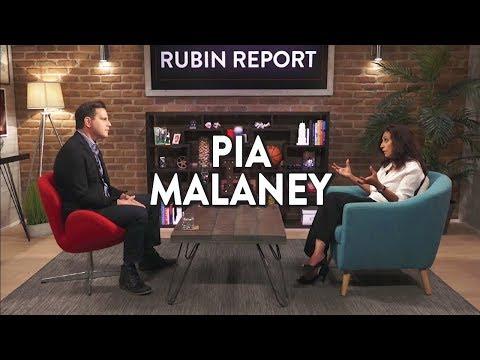 Pia Malaney and Dave Rubin: Economics and Politics (Full Interview) Mp3